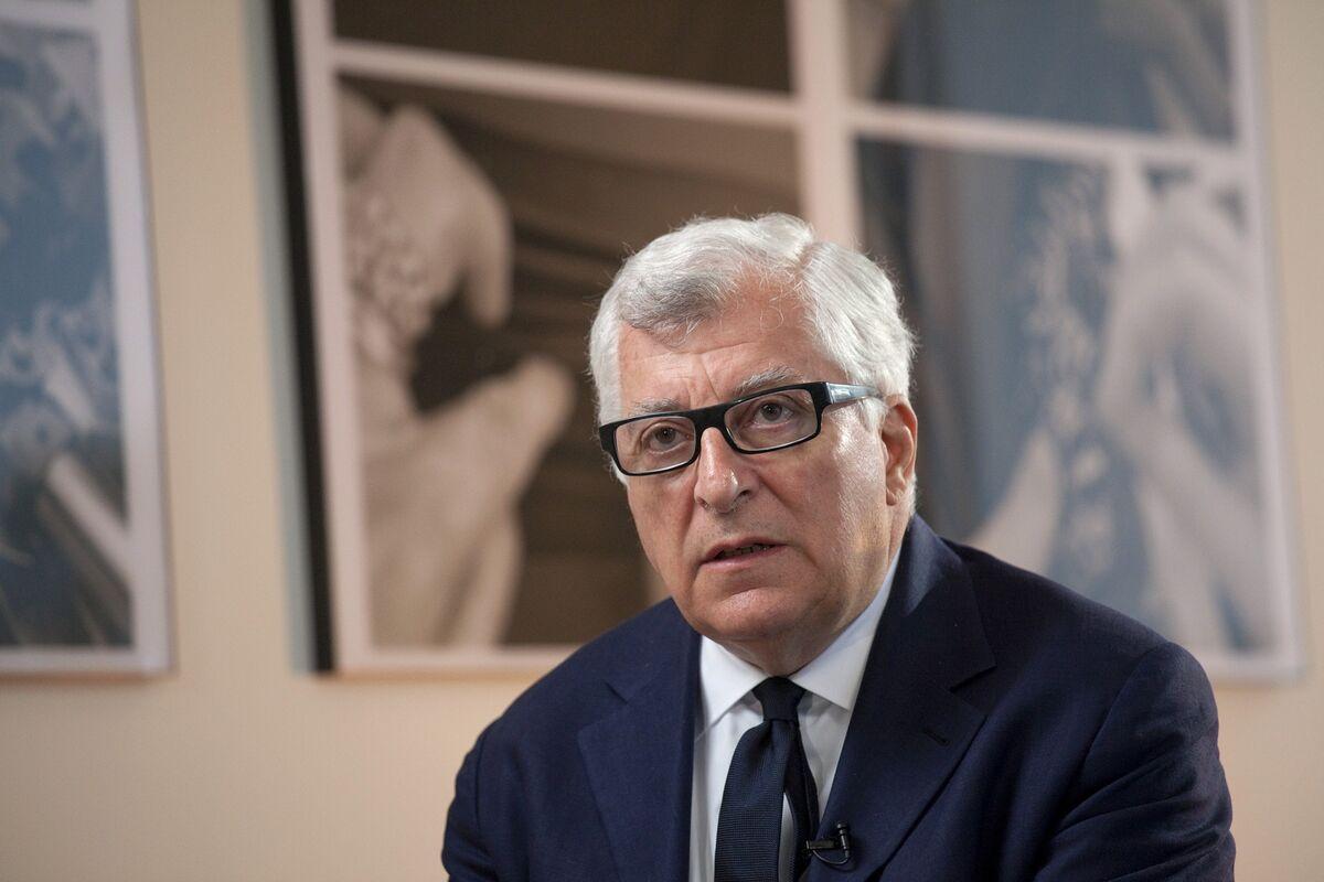 L'amministratore delegato di Prada Patrizio Bertelli