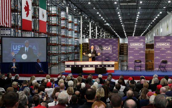 Trump Mega-Donor, a Shipping Magnate, Pushes to End a Shutdown