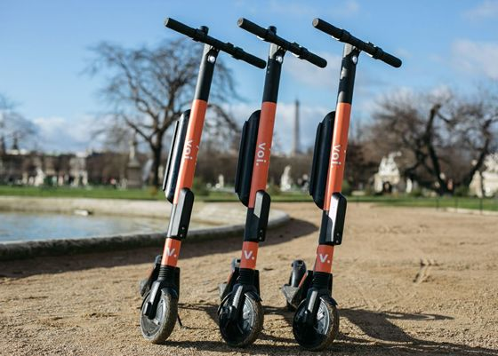 Scooter Mania Continues As Europe's Voi Bags New Funding
