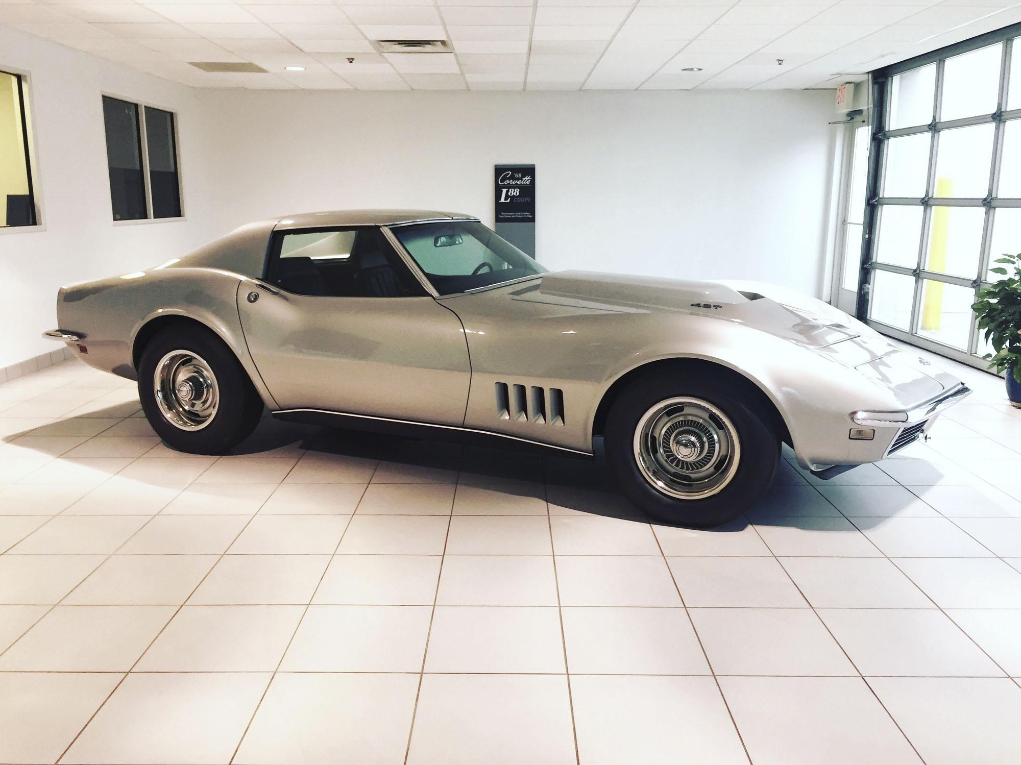 1968 Corvette L88 Coupe