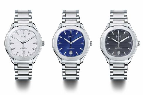 Watches in the Polo S range.