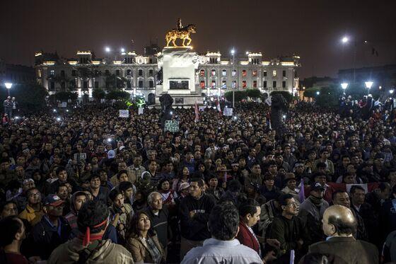 Secret Tapes Have Peru Tangled in Political ScandalOnce Again
