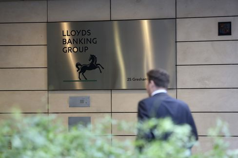 Lloyds Banking Said to Weigh Sale of Scottish Widows Funds