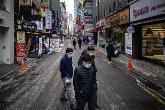 Korea Eases Social Distancing Rules as Virus Cases Drop