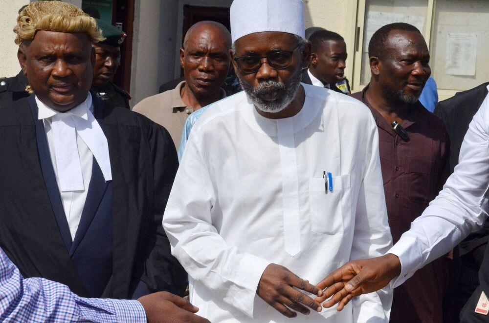 Image result for Court adjourns hearing in Adoke's bail application till Jan 30