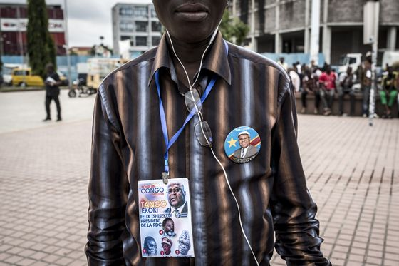 Votes on Sale for $50,000 Repulse Would-Be Senators in Congo