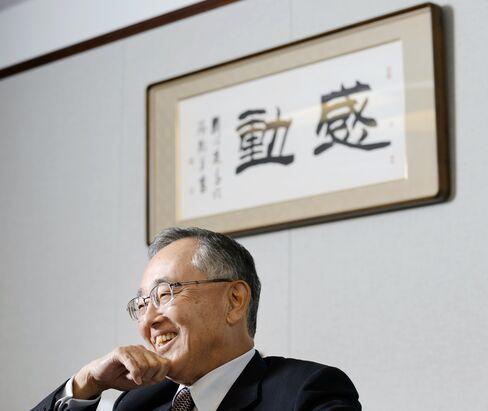 Orix Corp. Senior Chairman Yoshihiko Miyauchi Interview