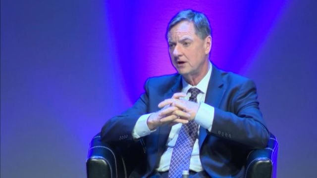 Fed's Evans sees upside risks from Trump fiscal policy