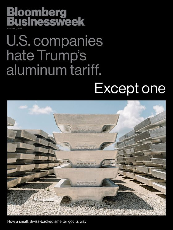 The Metal That Started Trump's Trade War