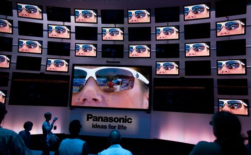 Panasonic's Viera Television