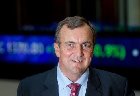 Randgold Resources Ltd. CEO Mark Bristow