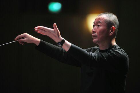 Chinese Musician Tan Dun