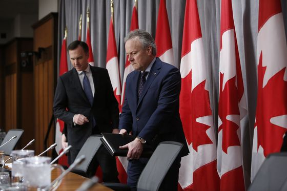 Trudeau Poised to Appoint New Bank of Canada Governor Friday