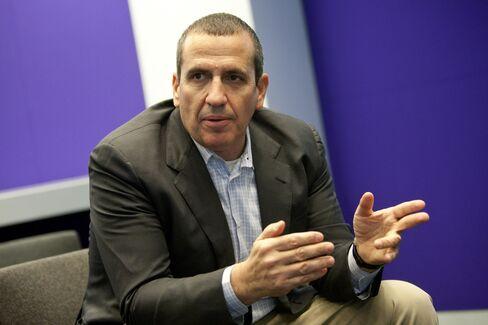 Mellanox CEO Eyal Waldman