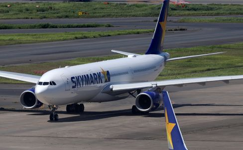 Skymark Airlines Aircraft