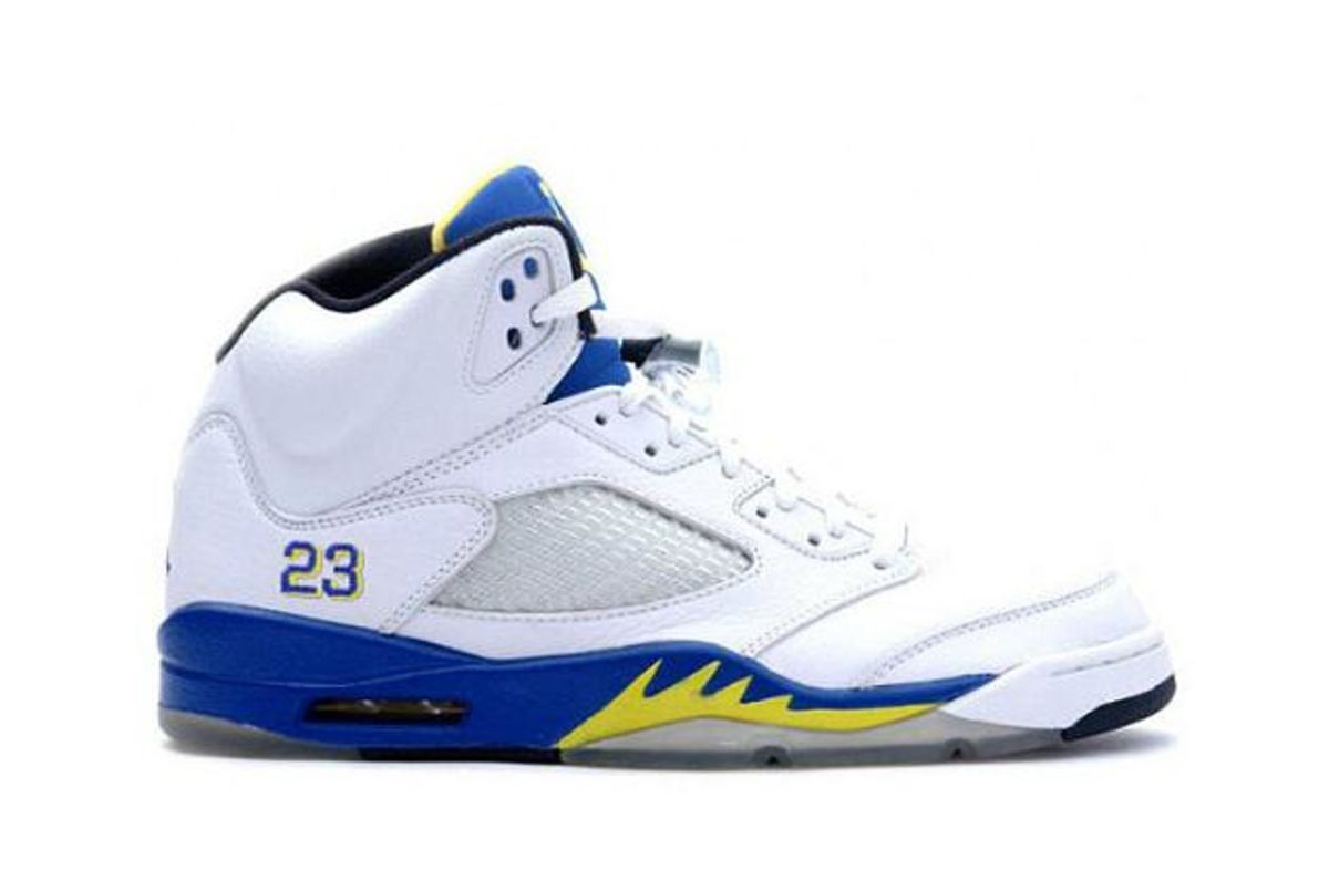 the latest 1c27c 9e9d0 Jordan 5 Retro Laney