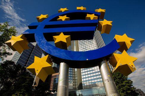 ECBは量的緩和での購入月額を600億ユーロに減らした