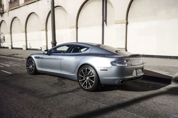 Aston Martin Rapide S Review Not A Good Deal For - Aston martin rapide
