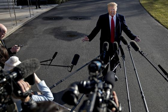 Trump Eyes Radical Move to Escape Impasse Over Wall and Shutdown