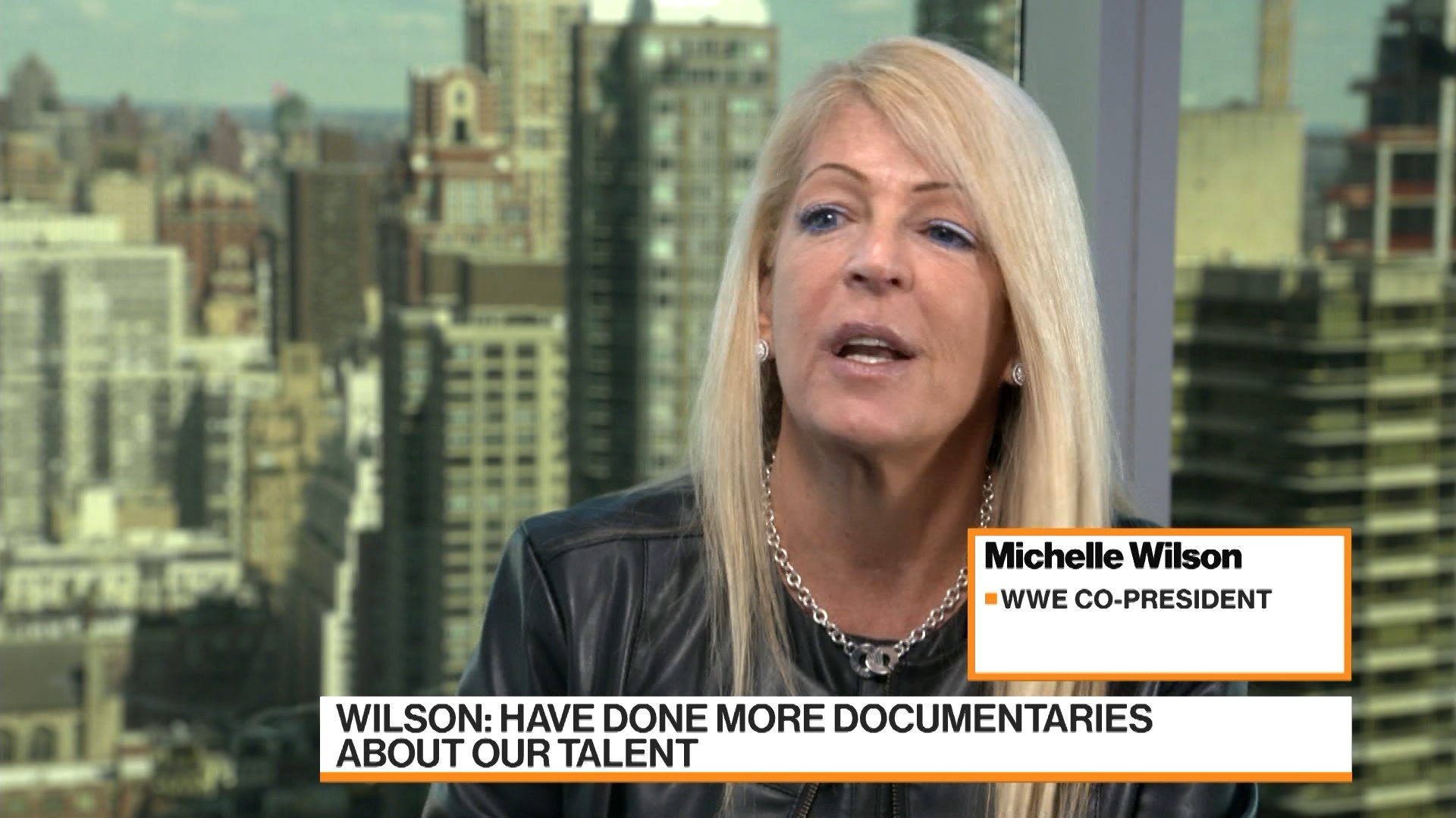 WWE Co-President on Video Streaming, Content Strategy, Live Events