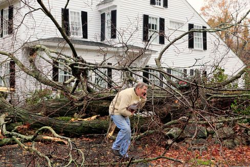 Storm-Surge Damage May Not Be Covered by Some Insurance