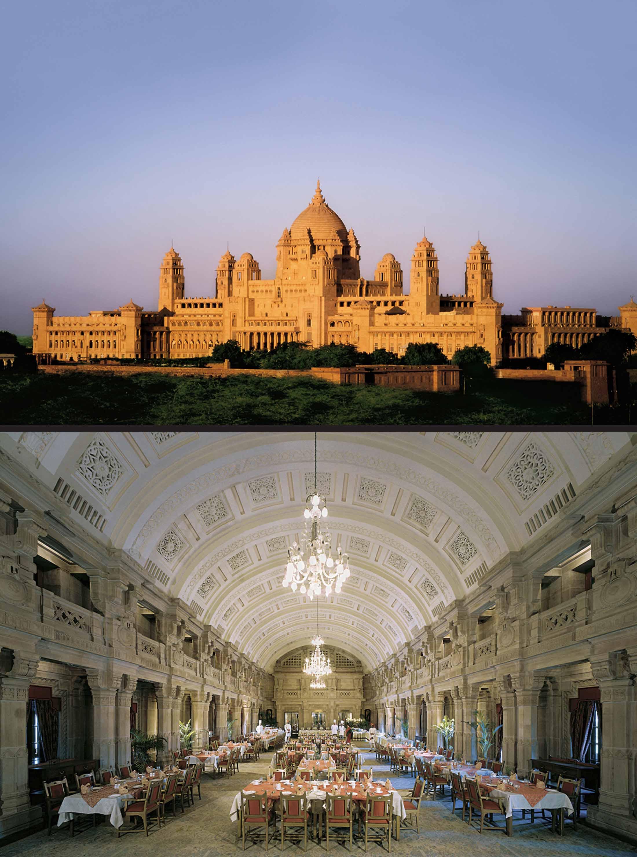 Umaid Bhawan Palace Hotel, Jodhpur