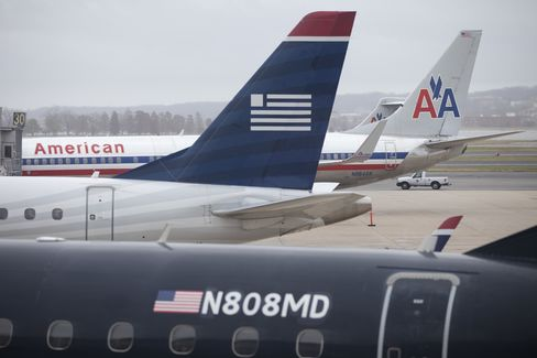 US Airways Confirms Exploration of Options Related to AMR