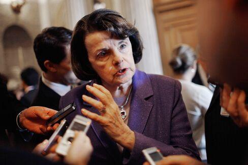 Senator Dianne Feinstein