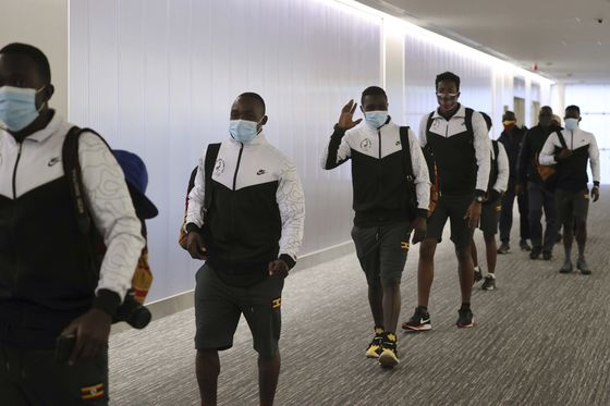 Getting Athletes to Pandemic Olympics Is Logistics Nightmare