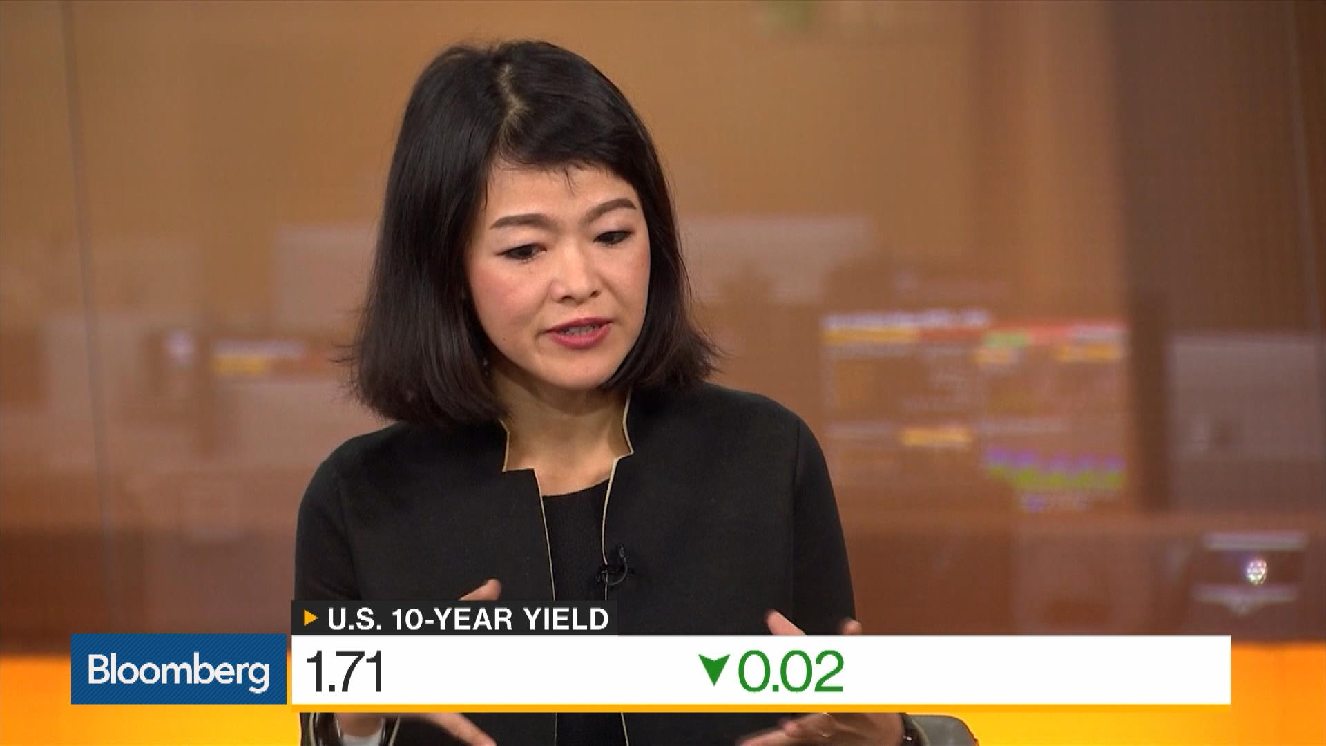 Wei Li, BlackRock's Head of iShares EMEA Investment Strategy, on Investment Flows Into Bonds, Stocks