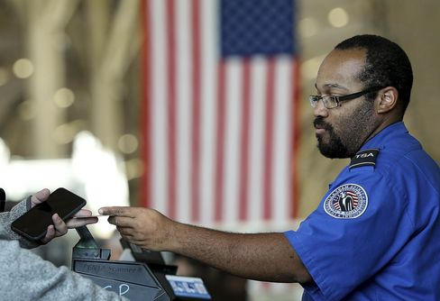 You'll soon see fewer agents—and more automation—at U.S. security checkpoints.
