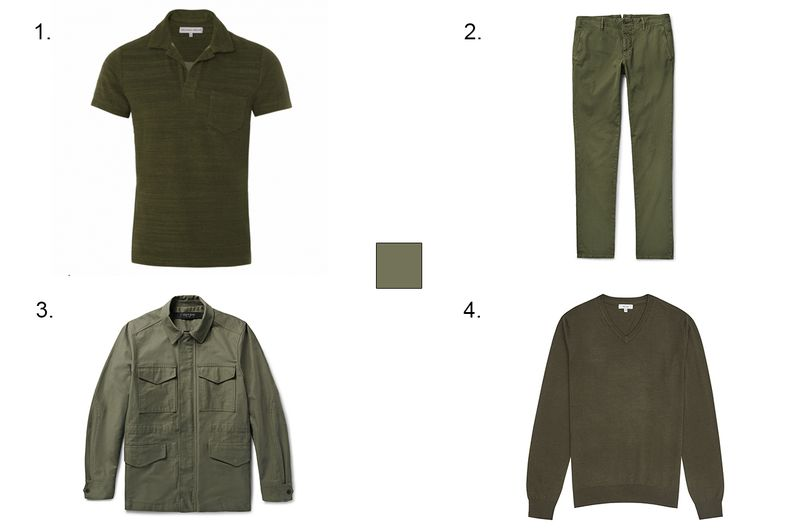 How To Wear Green Bloomberg Army