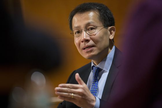 GIPHires Ex-TPG, World Bank Executive Jin-Yong Cai
