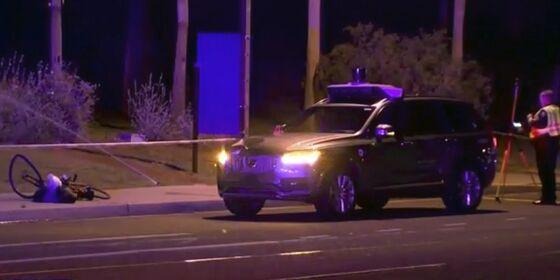 Uber Self-Driving Car in Crash Wasn't Programmed to Brake