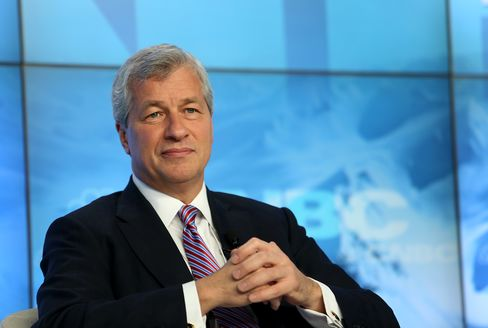 JPMorgan CEO and Chairman Jamie Dimon