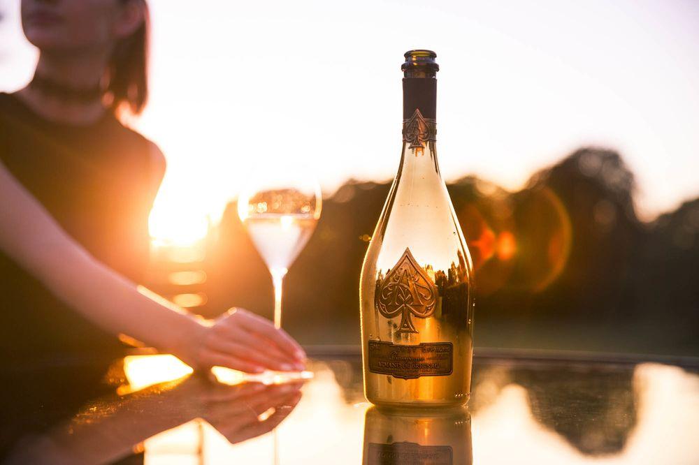 Jay-Z's New Champagne Costs $850 a Bottle: Armand de Brignac A2