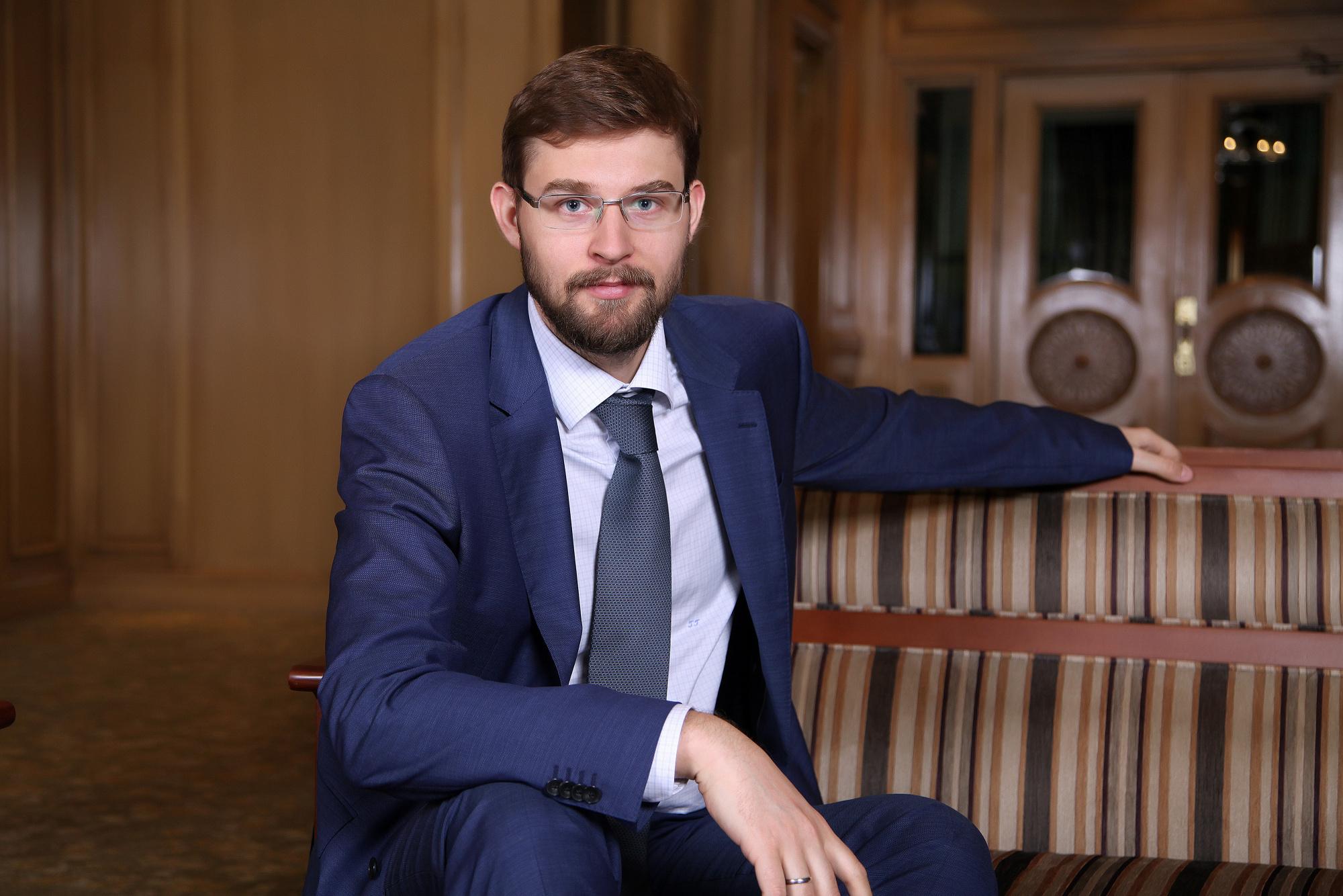 Freedom Finance CEO Timur Turlov