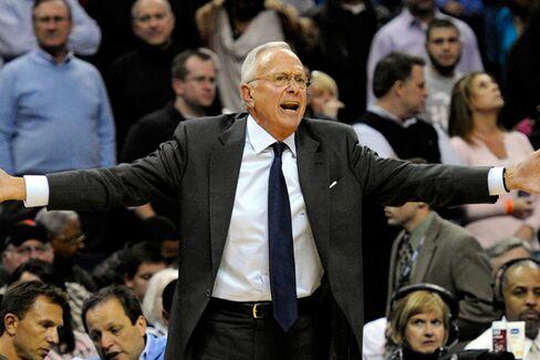 SMU's Breakaway Hire: Former NBA Coach Larry Brown