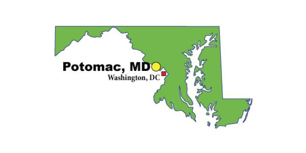 Most Expensive Suburb in Maryland: Potomac