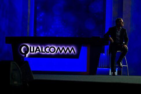 Qualcomm Owns 4G Smartphones