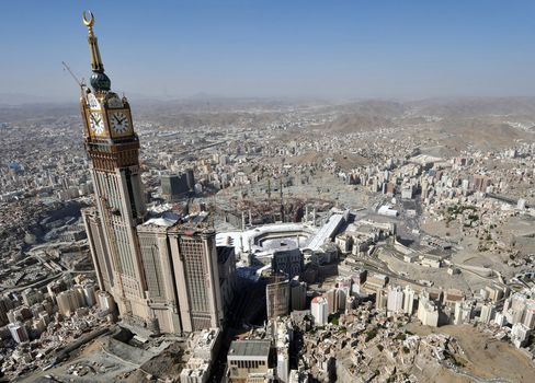 Hotel Expansion Surges in Saudi Arabia as Mecca Goes Upscale
