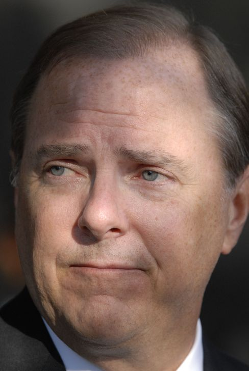 Former Enron Corp. CEO Jeffrey Skilling