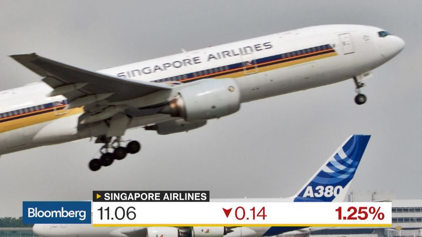 singapore airlines report