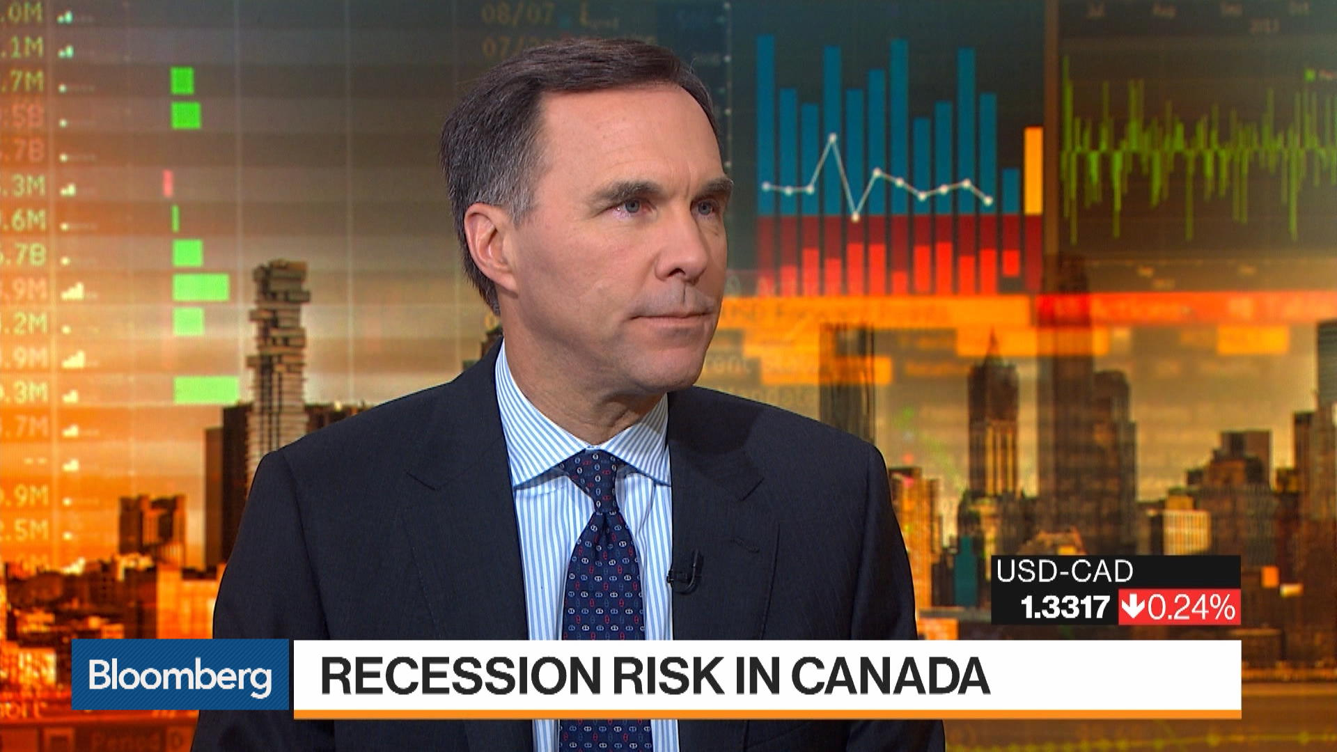 Metals Tariffs Should Be Lifted Before USMCA Signed, Canada's Morneau Says