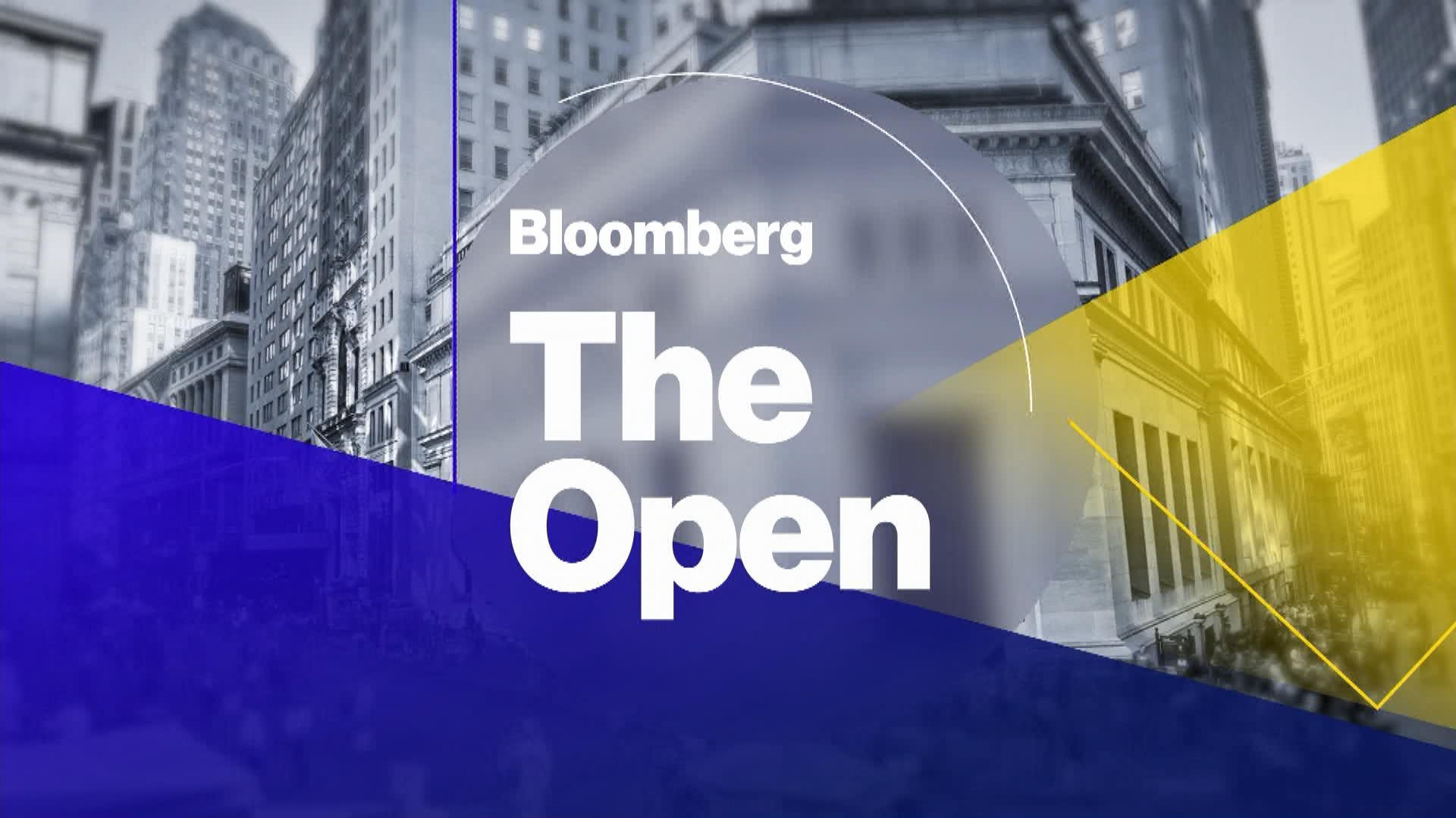 'Bloomberg The Open' Full Show (10/14/2019)