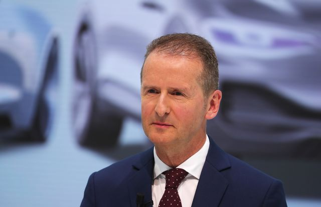 Volkswagen Group appoints new CEO