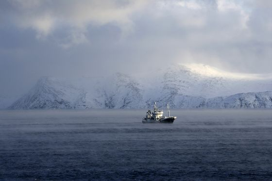 Melting Arctic Means New Undersea Cables for High-Speed Traders
