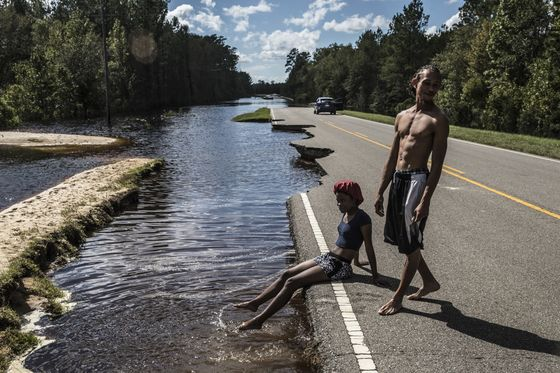 Florence May Cost Private Insurers Less Due to Slower Winds