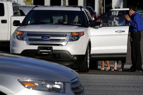 Car Dealerships Ahead Of Motor Vehicle Sales Figures