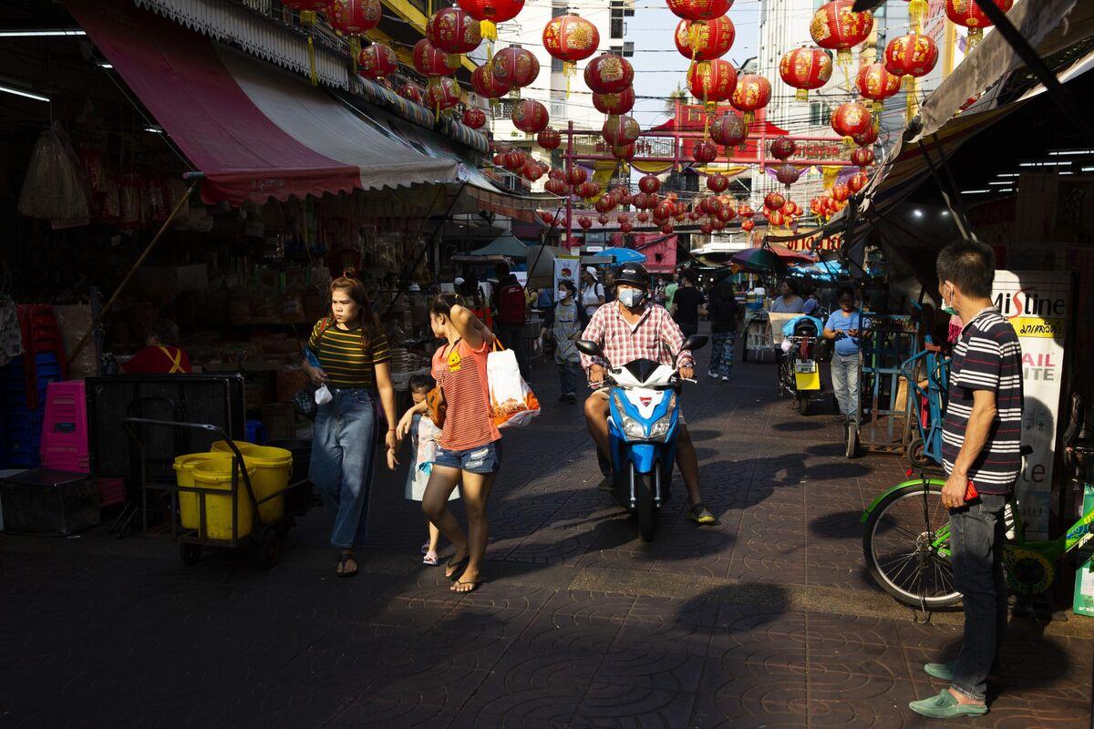 Thailand Cuts Growth Forecast as Coronavirus Hits Tourism
